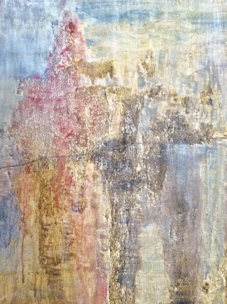Paintings with Texture Mary Wood Cornog